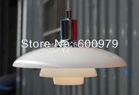Hot selling   PH 3/2 Glass Louis Poulsen Poul Henningsen pendant light aslo for wholesale