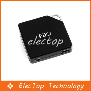 Free shipping FiiO Earphone Headphone Portable Amplifier E6 10pcs/lot Wholesale