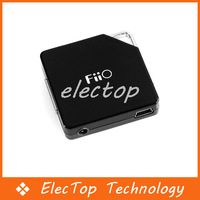 Free shipping FiiO Earphone Headphone Portable Amplifier E6 10pcs/lot Wholesale