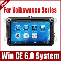 "8"" In Dash Car DVD Player for VW Volkswagen Magotan, Jatta, Scirocco, Sagitar with GPS Navigation Stereo Radio Bluetooth TV RDS"