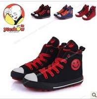 No 5208 children's casual shoes,suit for girls and boys canvas shoes,kids comfortable shoes