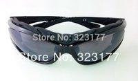 New Sports Sunglasses Padded Sun glasses Bike Motor Cycle White Black anti uv Outdoor Eyeglasses Eyewear Shades Gafas de Sol
