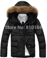 free shipping 2015New Men's Fashion down jacket,winter jackets,hotsale men's clothes