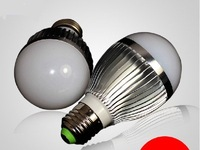 AC 85-265V E27  9W /12W / 15W LED Bulb Light Dimmable LED lamp Bubble Ball Bulb