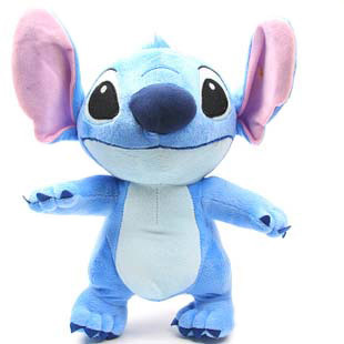 Free shipping! Plush doll Stitch; 4 sizes to choose; Christmas gift; Cute toy