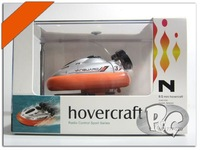 Free shipping 16cm radio control mini electric hovercraft 777-220 rc racing boat toy ship