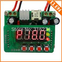 Free Shipping 0-36V Boost Converter CLEN3603 DC-DC Digital Control Step-down Module Voltage Regulator