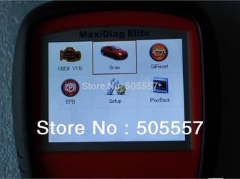 [Autel Distributor]Supply Autel Elite  Scanner MD702  ( all systems )+Update via internet