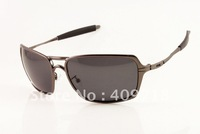 Brand Name Fashion Eyewear Men's Designer Inmate Grey Sports Sunglass Grey Lens Polarized 65mm With Case Box