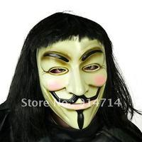 V Mask Vendetta party mask WHOLESALE FOR DISCOUNT