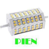 R7S LED 118mm|10W 5W|78mm 9W 14W 15W|189mm J118 J78 J189 LED R7S dimmable 5050 corn bulb Halogen Flood Free Shipping 2pcs/lot