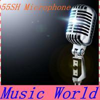 Hot Sale Good Quality 55SH II Dynamic microphone Vintage Style Vocal Mic Microphone 55sh Microphone