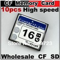 10pcs/lot 133x Real capacity High speed 1GB/2GB/4GB/8GB/16GB/32GB Compact Flash CF card flash memory card Free shipping