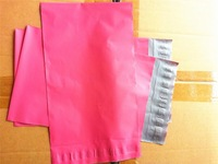 "[PM-P69]--Pink Poly Mailer 6""x 9"" 15.3x 27cm Lip included Poly Mailbag Plastic envelope courier mailer[100pcs]"