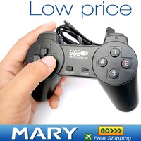 Freeshipping PC Gamepad USB joypad 1PCS
