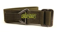 Tactical sling mens stock ,NEW! Green military Blackhawk CQB belt outdoor canvas waistband belt