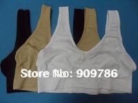 High quality Ahh Bra As on TV Rhonda Shear Ahh Seamless Leisure Bra 96%nylon with original stamp free shipping