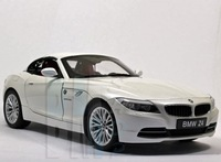 Car Model E89 Z4 Pearl White 1:18  For BMW Fans. - Code: F002