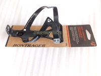 Black colour BONTRAGER RXL full carbon fiber cycling bottle cages