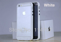 New arrival Bumpers  Frame for iphone 5 5s with retail package Free shipping