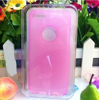 HOT!Crystal packaging box transparent retail gift package plastic box for iphone 5 case S3 cover 50pcs/lot DHL SHIPPING