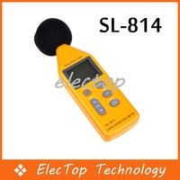 Free shipping Digital Sound Noise Level Meter Tester Decibel Pressure 12pcs/lot Wholesale