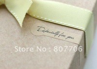 Free shipping (1000pcs/lot)  ESPECIALLY FOR YOU Seal Stickers , gift sticker, adhesive sticker 1.5cmx7.8cm