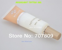 1piece white color Glitter glue Tattoo Gel (30ml/bottle) for Temporary tattoo kit - Free shipping