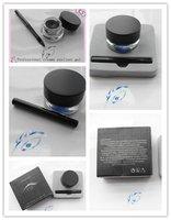 Black Eye gel liner BE101201-4 with Mini Brush;18pcs/lot ;Free shipping