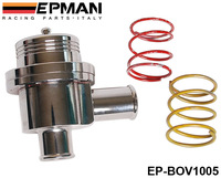 EPMAN Blow off valve for VW BOV EP-BOV1005 Silver