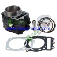 Fast Shipping ! 250cc cfmoto 172mm cylinder body and piston ring set for atv go kart buggy motorcycle fashion v3 v5  parts