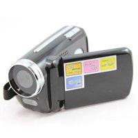"Brand New 12MP 1.8"" TFT LCD Digital Video Camera LED Flash Light DV139 Free shipping"
