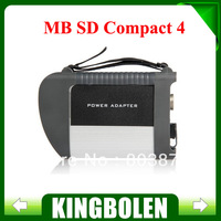 2013 Professional Diagnostic Tool MB Star C4 SD Connect Compact 4 With WIFI Newest 2013.05 Software Version HDD DAS/XENTRY