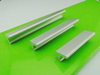 Furniture Hardware  Kitchen Door Handles And Drawer Cabinet Bar Handle  (C.C.:64mm,Length:74mm)