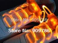 wholesale 2th luminous 6 Color shoelace LED flashing shoelaceBest quality  shining shoelace