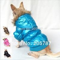 HOTL SALE fashion 100% quality assured 4 colors winter warm dog clothes,designer dog clothes(FD104)