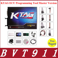 2014 Hot Promotion ! K-TAG ECU Programming Tool ECU Prog Tool Master Version KTAG Free Shipping KTAG K-TAG ECU Programming Tool