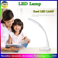 Free shipping new dimming DR00019-T to adjust color temperature led eye lamp work and study table lamp reading lamps