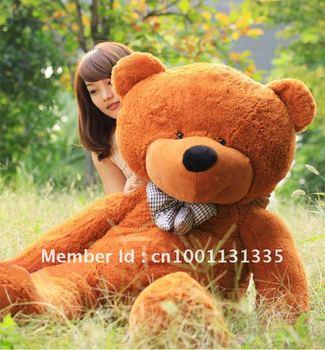 Very lovely doll teddy bear  80cm