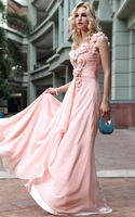 New Celebrity Color size can be customized Diamond bridal Evening  Dress