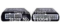 Holiday Sale! Cheap 2Pcs/Lot ATX Power Tester 20 Pin / 24 Pin Sata Interface Power Supply Testing Free Shipping 002
