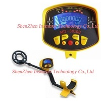 Underground Metal Search Detector MD-3010II, Gold Digger Treasure Hunter Genuine, Original and Top Quality, Free Shipping