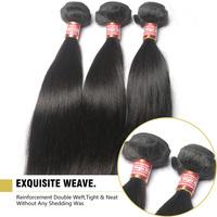 Aliexpress 5A Unprocessed New Rosa Hair 3Pcs Best Quality Peruvian Virgin Hair Extension Straight Machine Hair Weft