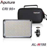 Aputure Amaran AL-H198 CRI 95+ On Camera Led Video Light for Canon Nikon Sony Panasonic Camcorders