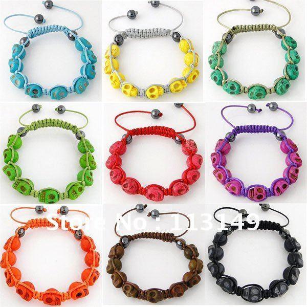 Skull Bracelets Wholesale Wholesale Skull Bracelets