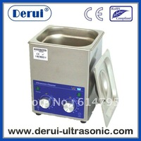 Ultrasonic Industrial washing machine 1.3L with digital timer and heated DR-MH13  stainless steel Derui