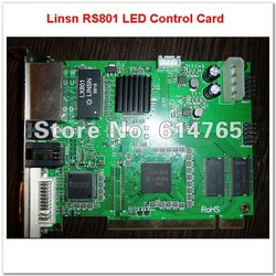LINSN 801 Full color led display Sending control card+DVI Cable(China (Mainland))