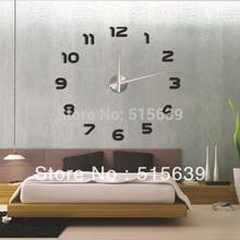 metal wall clock promotion
