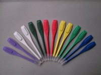 Plastic Golf Score Pencil With Various Colors