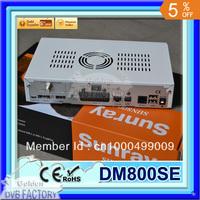 Satellite Receiver dm800hd se DM800se HD 800SE turner (Rev D6, BL R84,SIM 2.10 Card ,BCM4505 tuner )Highest Quality(1pc 800se)